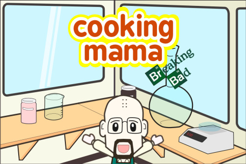 Not as addictive as meth, but this Breaking Bad cooking game is awesome.