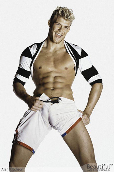 #HungerGames – Catching Fire: Alan Ritchson as Gloss!