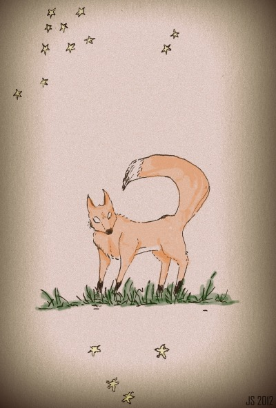 Fox By: Jennifer Stylls