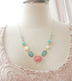 Soft, romantic, Dainty Duchess Collection at Jewelsalem