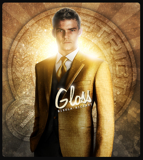 Alan Ritchson as Gloss