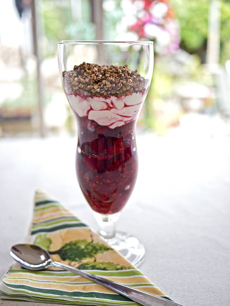 Raspberry Cheese Crunch (от Grete Howard)