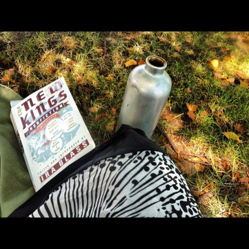 #rightnow #reading #books #august #boston Guess what's in the #bottle (Taken with Instagram at Charles River)