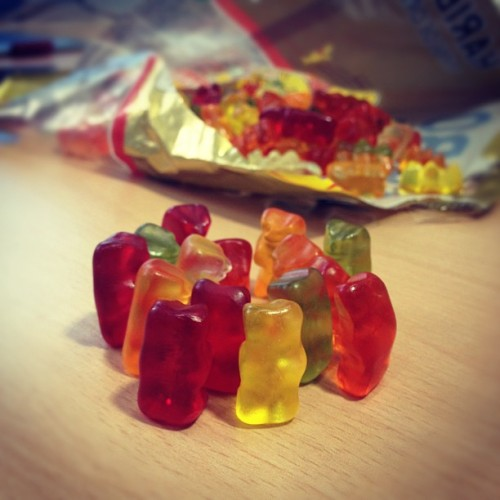 #conspiracion #conspiration #gummybears #chuchetherapy  (Taken with Instagram at FunBox Headquarters)