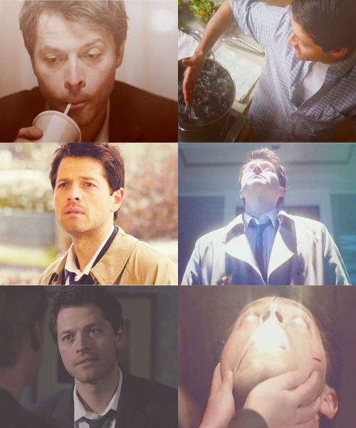 Top 5 Spn characters: Jimmy Novak