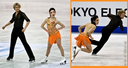 Meryl Davis and Charlie White practising their rhumba short dance at the 2012 World Championships. Photos by Zhem_chug. Source: www.flickr.com/photos/51462034@N08/sets/72157629467421426/?page=2