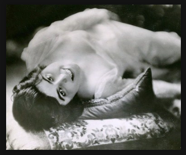 maudelynn:  Virginia Rappe I have never seen this one before. It's stunning. One thing about being in Seattle for 2 months that makes me sad is the fact I am not in LA to put bi weekly flowers on her grave. I think she is one of the most maligned, tragic figures in all of Hollywood History. It bothers me that her wee little marker is often overlooked and the only old Hollywood star's stone that has no flowers, coins or marks of love on it.  What angers me so much about all the rumours concerning her that were circulated after her death sound to like so much victim blaming - the same sort of crap that rape victims are subjected to (which is not to say Arbuckle was guilty - only that his defense team and the studios smeared her name). The accusations of promiscuity, of being so riddled with STDs that chairs had to be fumigated after she sat in them, etc etc. Then you read accounts like that of Miriam Cooper - NOT someone who was inclined to be overly generous - and the girl they remember is very different indeed to how Virginia was depicted after her death.