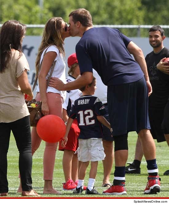 Here's why Tom Brady's life is better than yours.