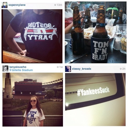 Thanks for the photos! Keep them coming everyone! Tag #dirtywatertees Let's Go Pats! #Patriots #Pats #TFB #TomBrady #Gronk #Hernandez  (Taken with Instagram)
