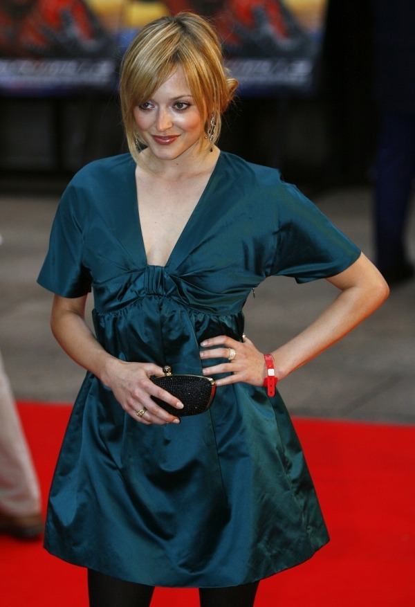 Fearne Cotton Expecting First Child with Boyfriend Jesse Wood(via Mstarz)