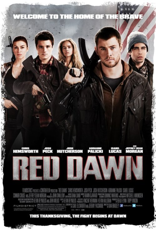 Red Dawn - New Poster