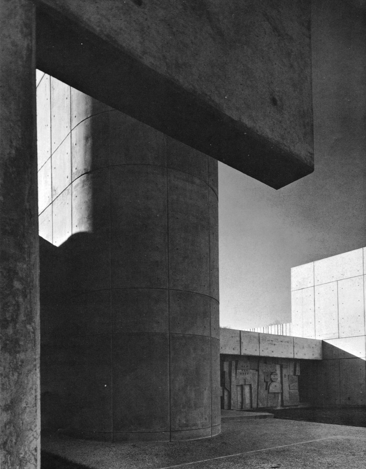 YMCA Community Center, Roxbury, Massachusetts, 1960s (The Architect's Collaborative)