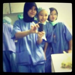 lame punyerrr.. (Taken with Instagram at ICU hospital manjung)