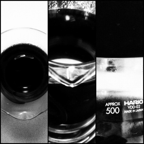 Decant. #hario (Taken with Instagram)
