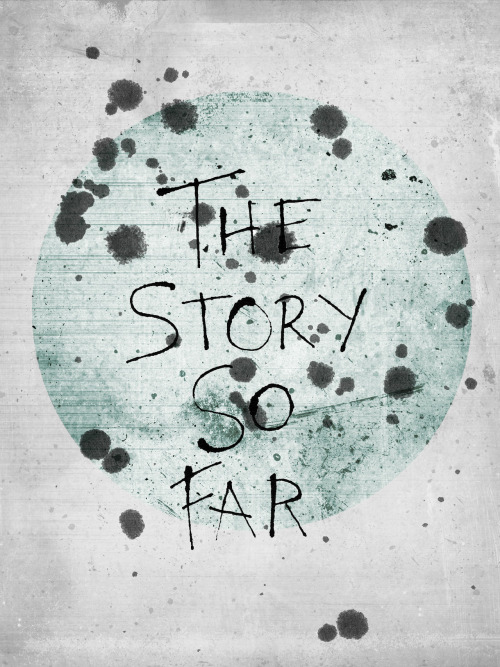 lucybydesign:  The Story So Far - Splat Design