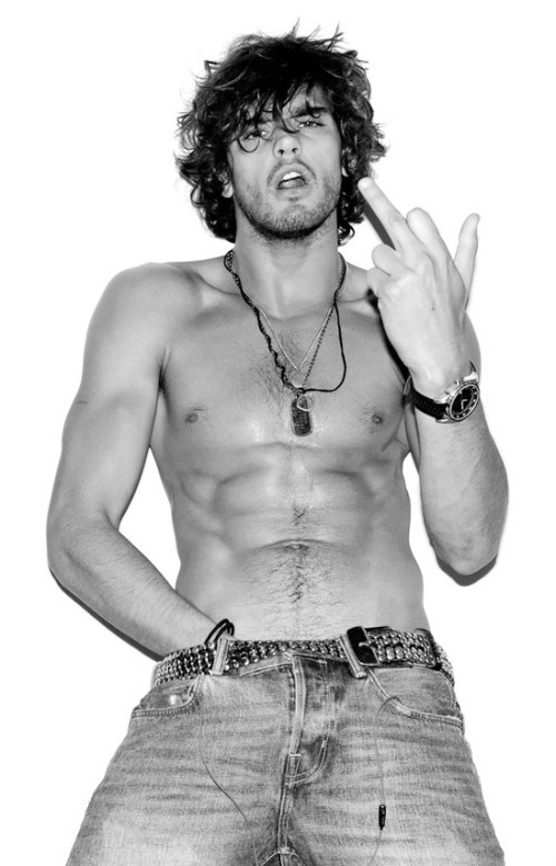 homotography:  Marlon Teixeira by Terry Richardson