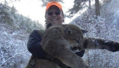 California Fish and Game President Fired After Killing Mountain Lion - ICTMN.com)
