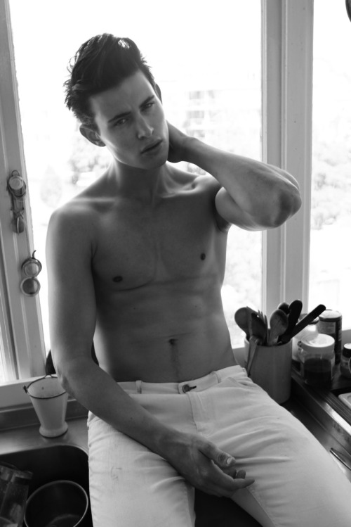 John Ruitenbeek by Jeremy Louis Jolie for Winq