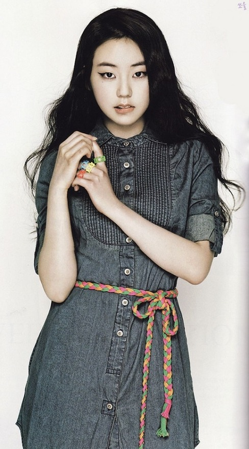 So hee~  (via KpopStarz)
