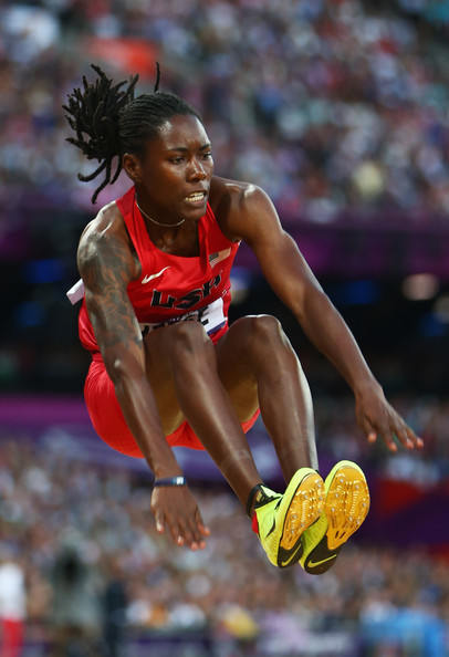 nextbestrunner:  Brittney Reese wins gold for US in the long jump!