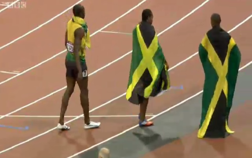 1, 2, 3 Jamaica Sweep