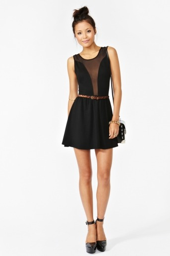 fashionfever:  Lulu Dress - Black