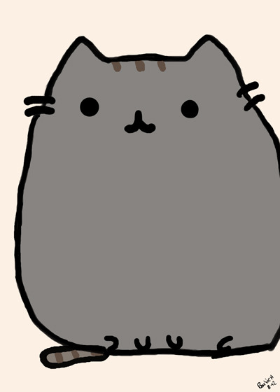 Pusheen by ~Barbie-H