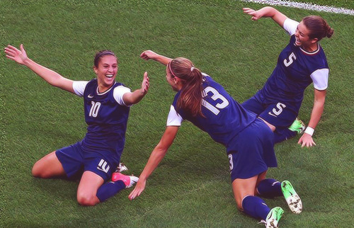 demisexvatto:   Congratulations USWNT. So proud!