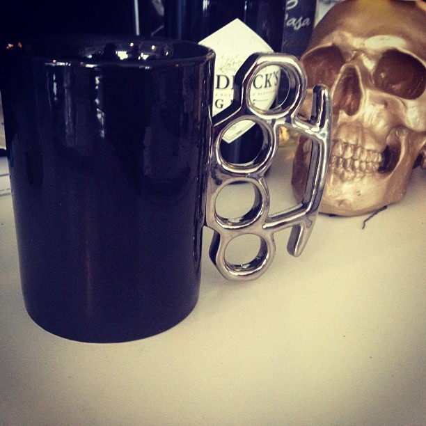 mug game violent  (Taken with Instagram)