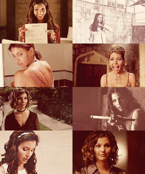 top ten btvs/ats characters★ cordelia chase (charisma carpenter)