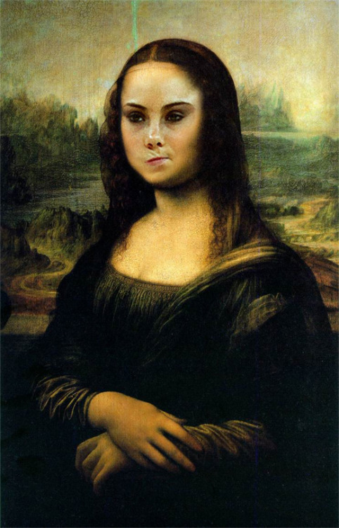 The McKayla Lisa.