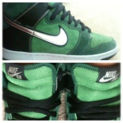 breaking out these bad boys today #nikesb #Bruts (Taken with Instagram)