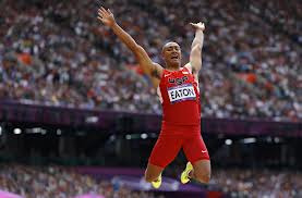 ginjaninja:  Ashton Eaton. Oregon born and bred. Olympic champion.