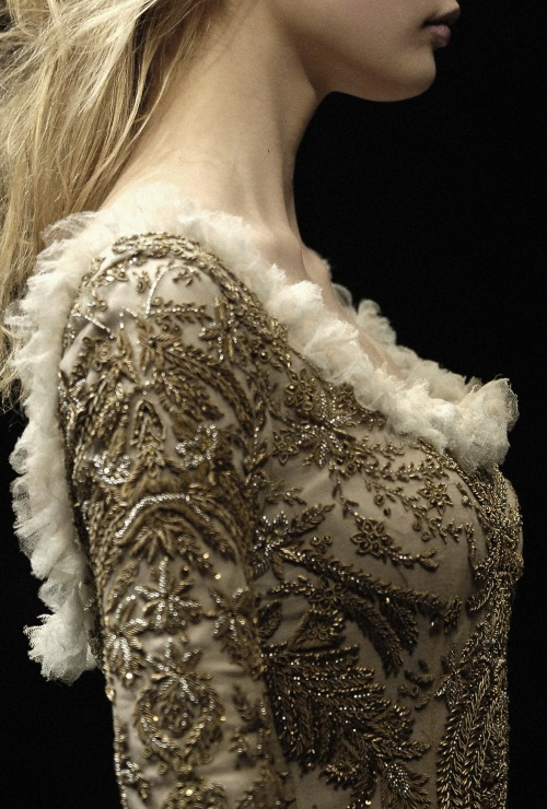 alexander mcqueen autumn/winter 2008-2009