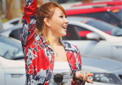 88/100 Photos of 2NE1's members