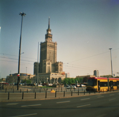 Warsaw. by joao costa