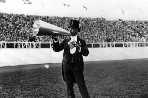 London Olympics, 1908.   Now this would have improved the recent London Olympics considerably.