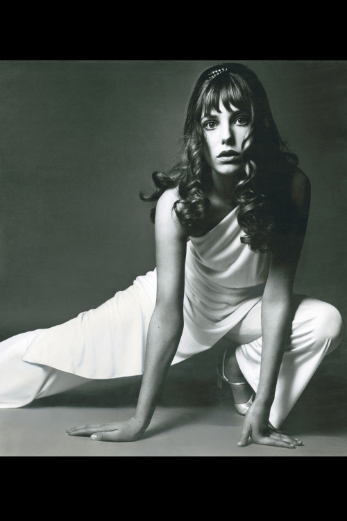 Jane Birkin  by Guy Bourdin for VOGUE 1969.