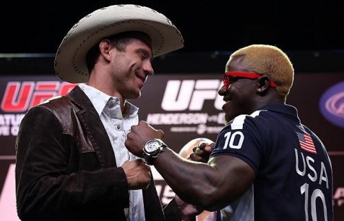 Cerrone vs. Guillard - Pre-fight Press Conference