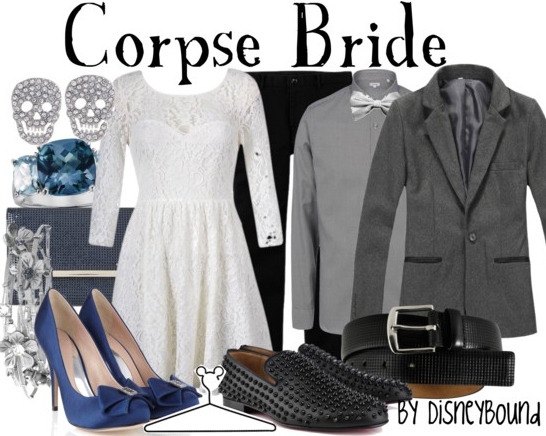 Buy it here! *DisneyBound is aware that Corpse Bride isn't Disney