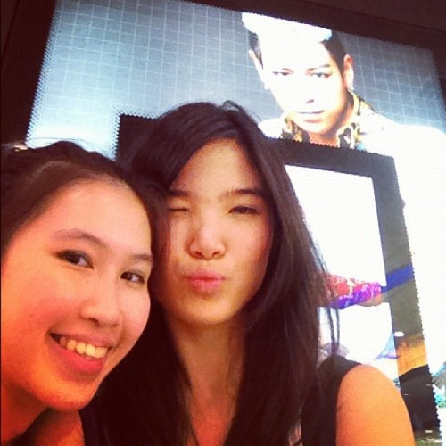 suddenly missing my sissy @clarajanice ㅠㅠっ #sisterhood #gangnam #top #bigbang #gate #korea #seoul (Taken with Instagram)