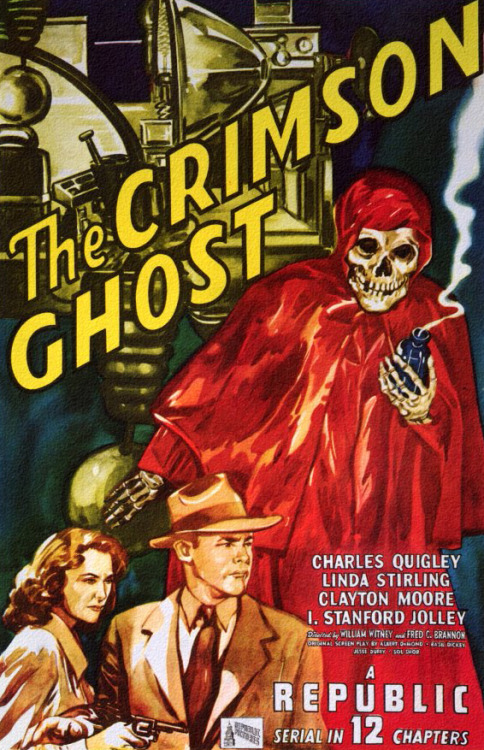 The Crimson Ghost - 1946