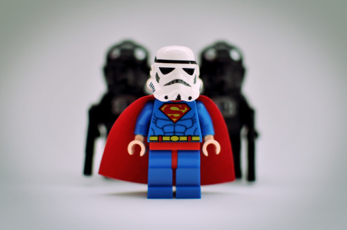 tiefighters:  SuperTrooper Image by Emily Davis