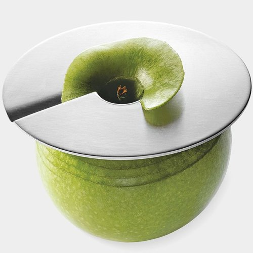 I always wanted a better way to cut Apples (via Fancy - Giro Apple Slicer)