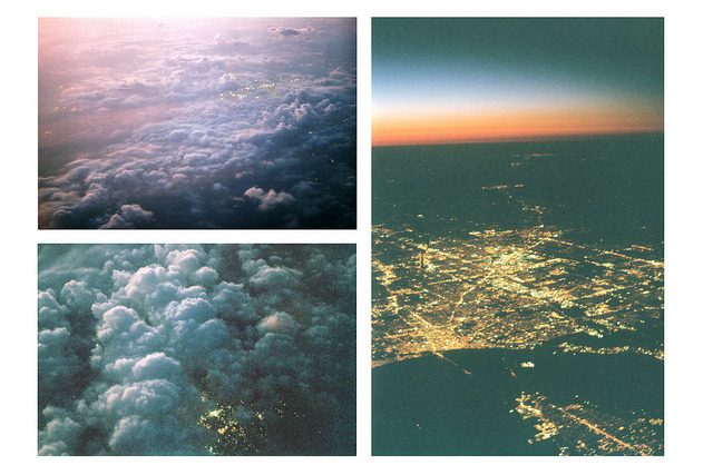 sunrise at 30,000 feet by sara anne haas on Flickr.