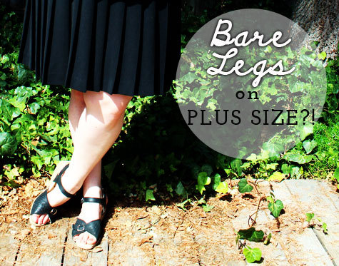 New Post: ASK LAUREL: Skirts & Dresses for Plus Size