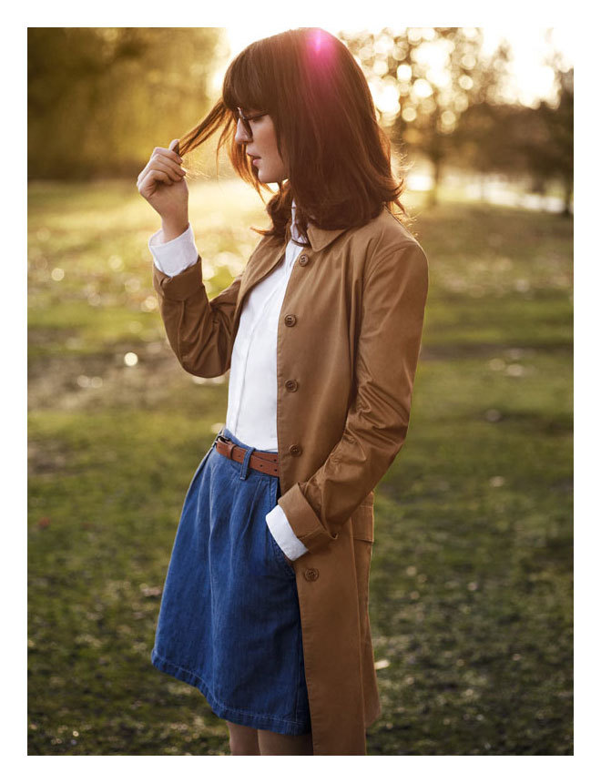 the-space-3etween:  Irina Lazareanu & Alex James for Aubin & Wills, Spring