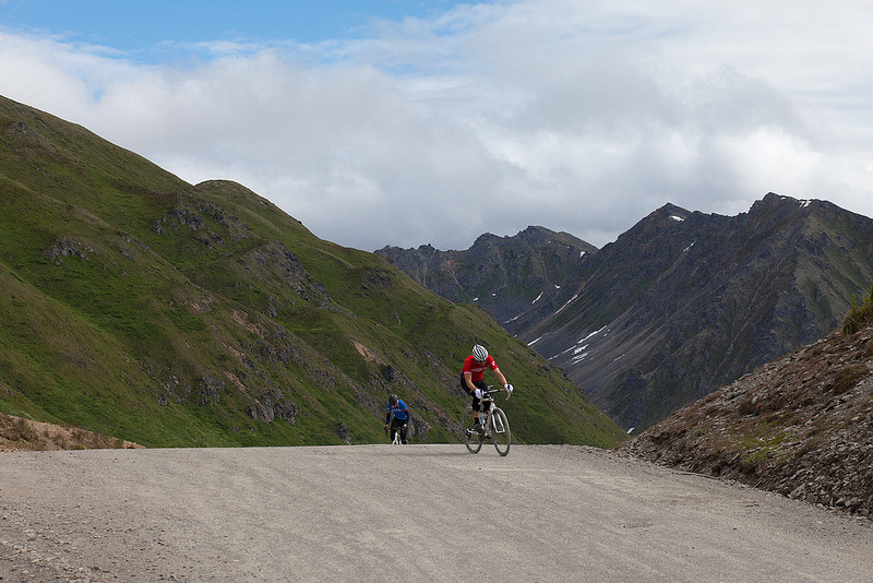 THE HATCHER PASS ROAD RACESo many great images from David Trimble's Hatcher Pass Road Race in Alaska. Read more about it over at Peloton. (PHOTOS © DAVID TRIMBLE)