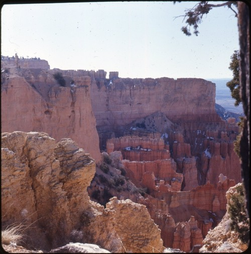Bryce Canyon, 1969, by Doris Thomas