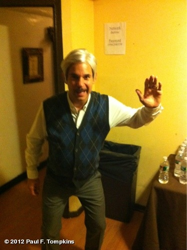 """Please. Call me Garry."" View more Paul F. Tompkins on WhoSay"